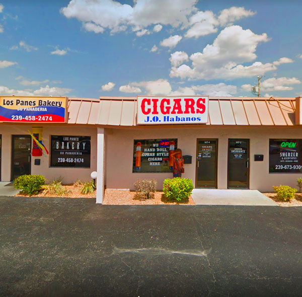 Cigar Shop | Habanos Smoke Shop | Cape Coral Location