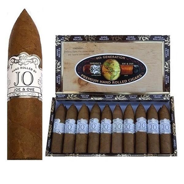 Torpedo Cigar Short | Cigars Online | JO Cigars | Habanos Smoke Shop